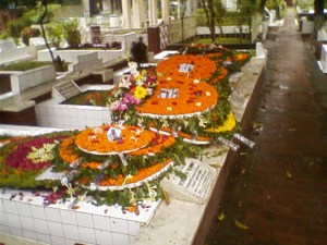 Final Resting Place of Mujibnagar Quartet