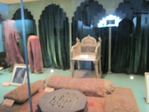 Belongings of Bahadaur Shah Jafar