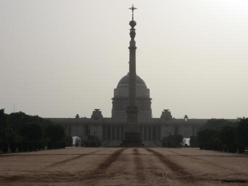President Palace at Raisina Hill